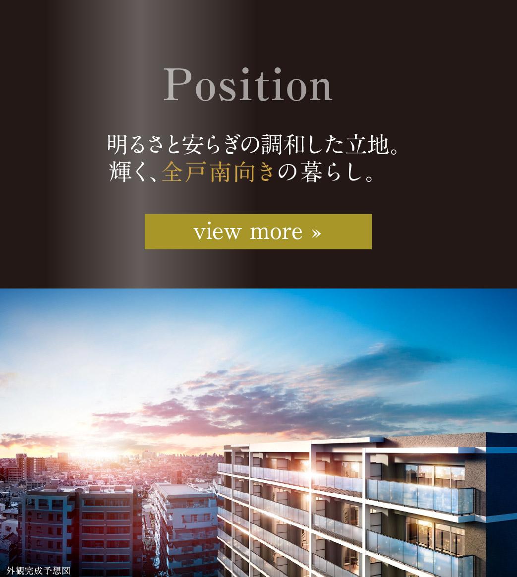 【 ブランニード河内小阪】Position