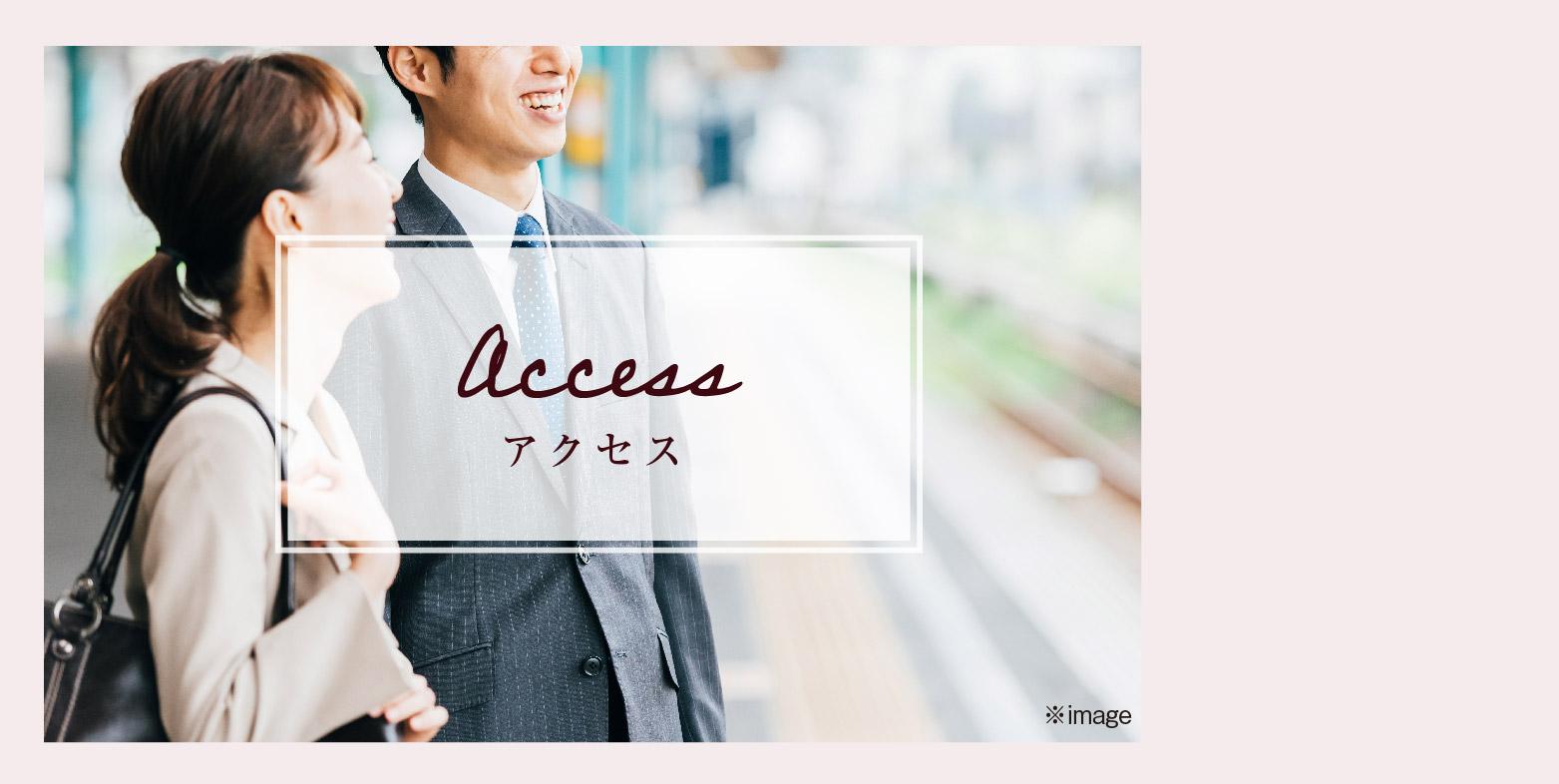 【プレミアムシーズン大東緑が丘Ⅱ】ACCESS